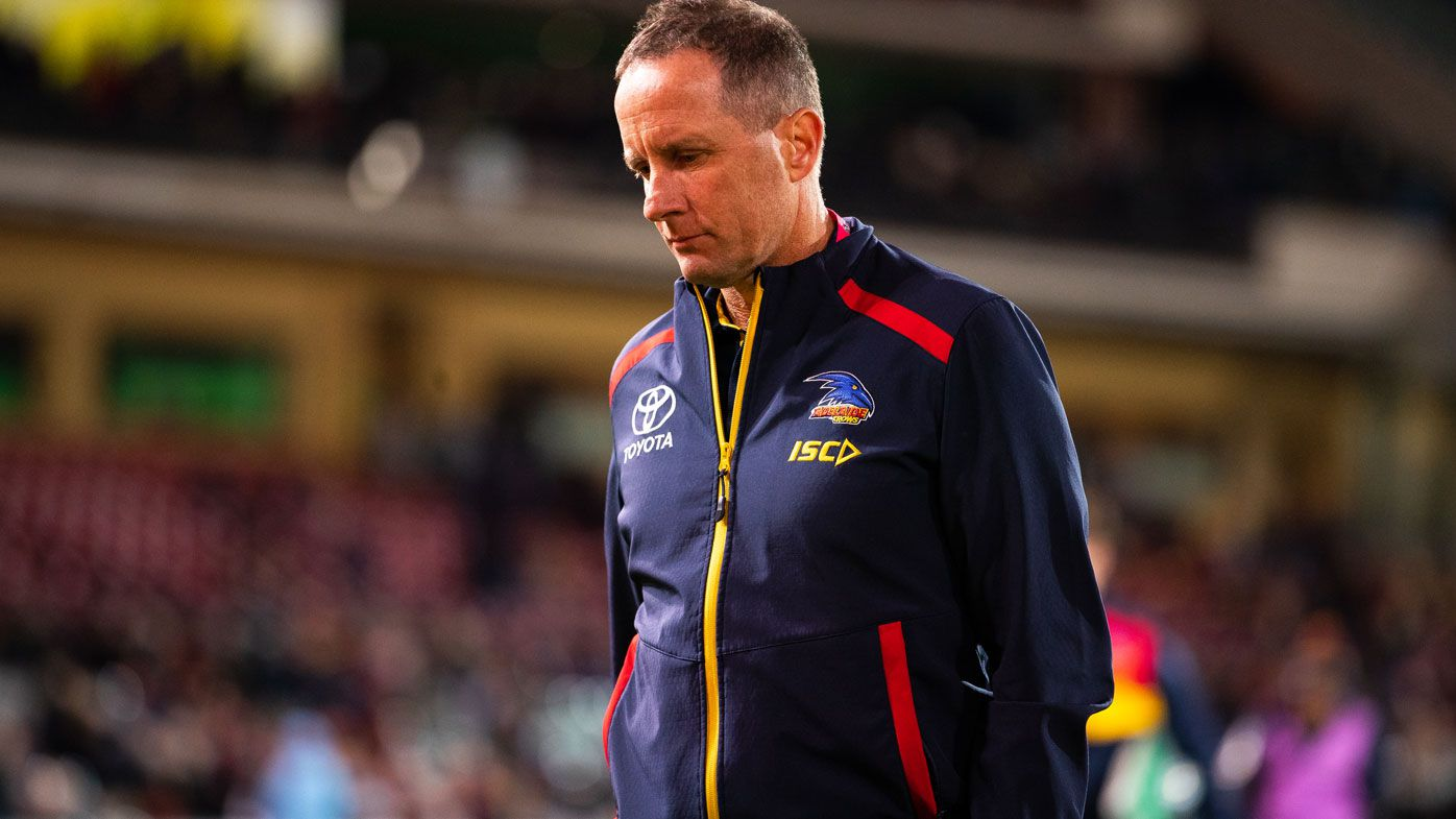 AFL: Adelaide Crows part ways with coach Don Pyke