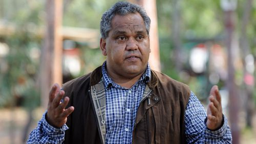 Noel Pearson co-founded the Cape York Land Council. (AAP)