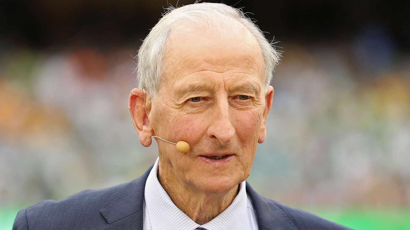 Mark Taylor pays homage to esteemed cricket commentator Bill Lawry following reports of retirement