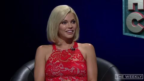 Sophie Monk's Hard Chat