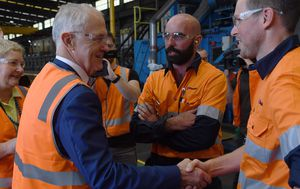 Coalition government on-track to reach jobs creation goal but underemployment is high