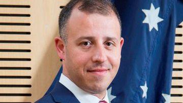 Auburn councillor Hicham Zraika. (Photo: supplied)