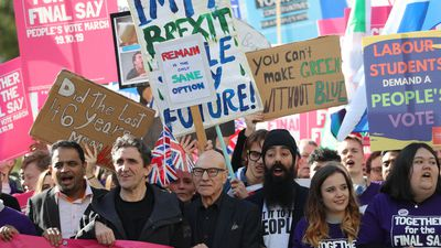 Brexit protests 7