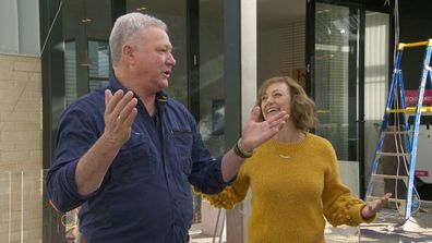 It's Shelley and Scotty's final walkaround! The Block 2020.