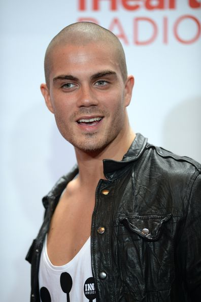 Max George of The Wanted reportedly had a brief flirtation with Meghan.