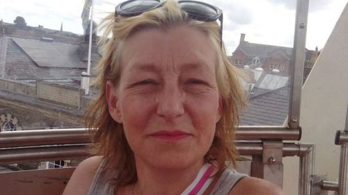 Dawn Sturgess died in hospital a week after she inadvertently handled the deadly nerve agent. Picture: Supplied