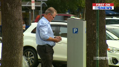 Having the correct change will be a thing of the past. (9NEWS)