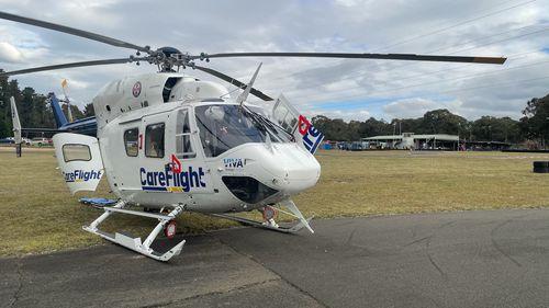 Boy taken to hospital after crashing go-kart into kangaroo in NSW