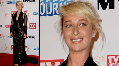 Asher Keddie from Offspring (AAP)