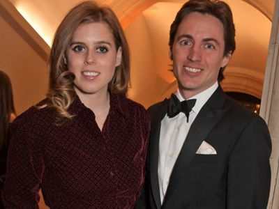 'It won't be long' until Beatrice ties the knot