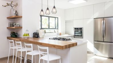 "<p>The kitchen is the <a href=""https://9now.nine.com.au/the-block/11-household-items-need-to-clean-more-tips-disgusting-reason-why/4a572211-d0bd-4875-a7a1-e4df230249d2"" target=""_blank"" rel="""" title=""germ capital"">germ capital</a> of the home, which means <a href=""https://9now.nine.com.au/the-block/coronavirus-cleaning-disinfecting-sanitising-what-is-the-difference/967e796a-db36-4d1f-bda0-6fef788ea021"" target=""_blank"" rel="""" title=""you need to be extra vigilant when cleaning"">you need to be extra vigilant when cleaning</a>.</p><p>But even so, especially when we&#x27;re rushing, it&#x27;s easy to cut corners. </p><p>Here are the most common mistakes we&#x27;re all making when we clean our kitchens — and how to fix them.</p>"