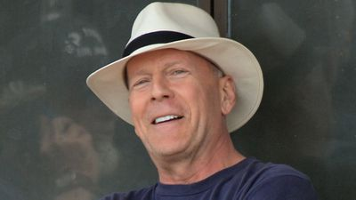 Bruce Willis: Now...
