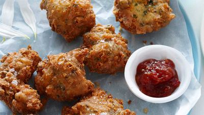 """<a href=""""http://kitchen.nine.com.au/2016/05/13/13/32/cheese-and-herb-beignets"""" target=""""_top"""">Cheese and herb beignets<br> </a>"""