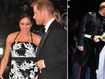 Prince Harry and Meghan celebrate six months at Royal Variety performance