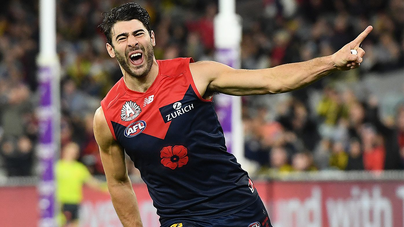 Christian Petracca inks monster seven-year extension to remain with Melbourne