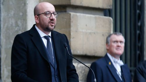 Dumped laptop belonging to Brussels attacker contained photos of Belgian PM's home and office