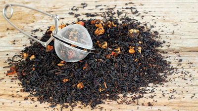 3. Black tea
