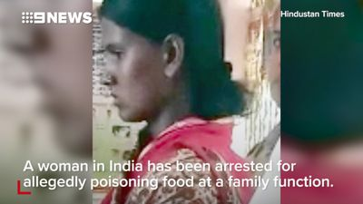 Woman taunted over her cooking skills poisons family meal in revenge