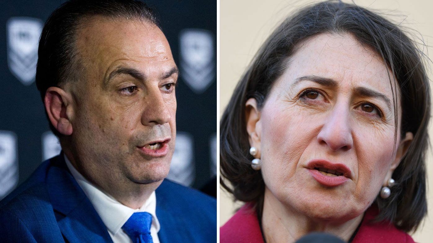 NRL to play hardball with NSW Government over four new suburban grounds: Report