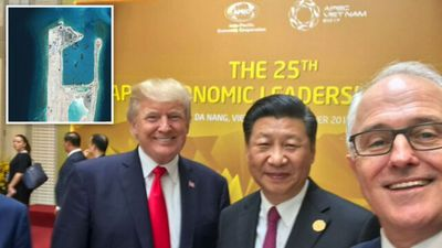 China chides Australia's 'irresponsible' paper
