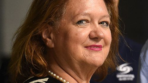Rinehart vows to 'go it alone' and buy Kidman without partner