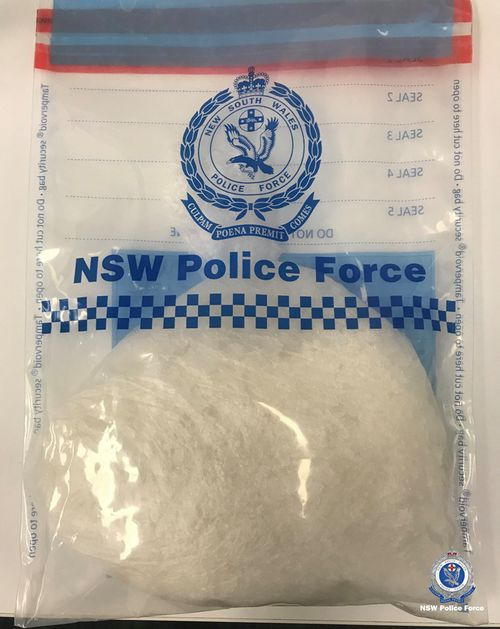 During the 13 search warrants, police also seized cocaine, methylamphetamine and MDMA.