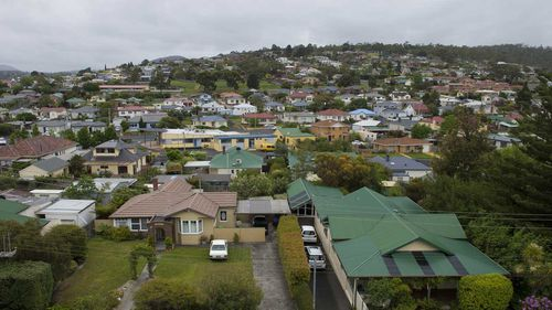 Rental prices in Hobart have skyrocketed in the past year.