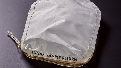 Bag of literal moon dust to fetch $5 million