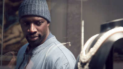 Omar Sy plays the stylish Lupin.