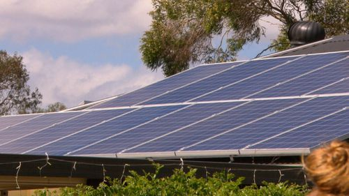 Winners of A Current Affair's solar power giveaway have used their prize to slash their bills.