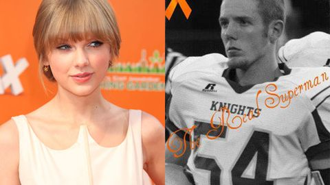 Taylor Swift asks a cancer patient on a date