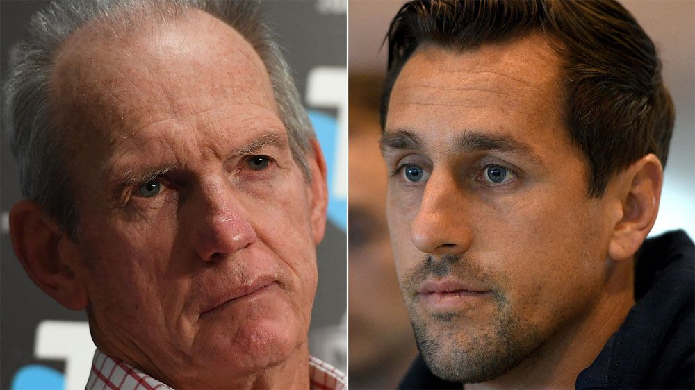 NRL news: Brisbane Broncos coach Wayne Bennett denies club is chasing Mitchell Pearce