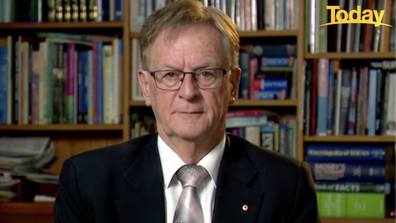 Professor Peter Collignon warned an additional four weeks may not be enough to turn the outbreak around.