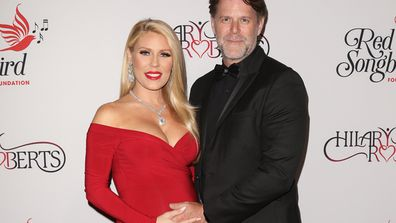 Gretchen Rossi and Slade Smiley on May 11, 2019