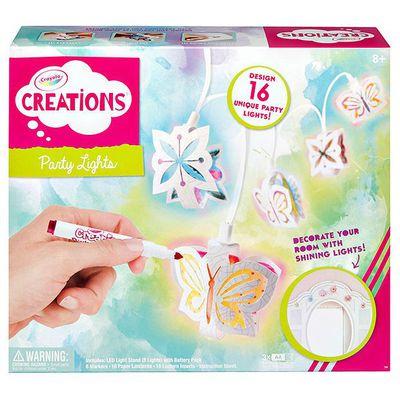 "<a href=""https://www.target.com.au/p/crayola-creations-party-lights/59800774"" target=""_blank"">Crayola Creations Party Lights, $25.</a>"