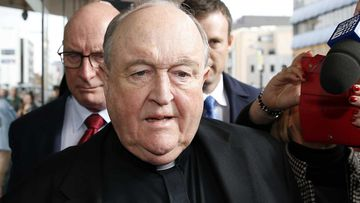 Archbishop Philip Wilson facing revolt from within Catholic church