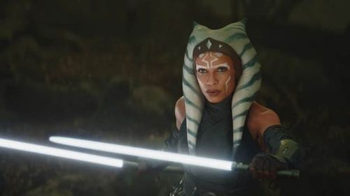 Ahsoka Tano is getting her own live-action show on Disney+, the character first appearing in the animated Clone Wars series.