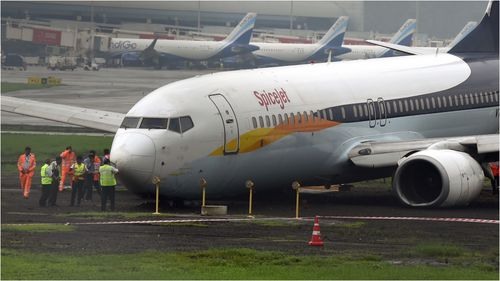 Indian airline technician killed in freak accident