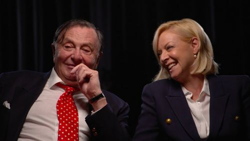 "Hollywood predator Harvey Weinstein is ""just a beginner"" when it comes to inappropriate behaviour, says Barry Humphries – in the guise of his lecherous alter-ego, Sir Les Patterson. (60 Minutes)"