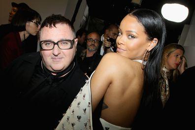 Alber Elbaz, Rihanna