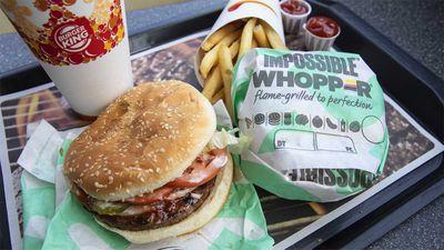 Burger King brings meatless burger to Europe