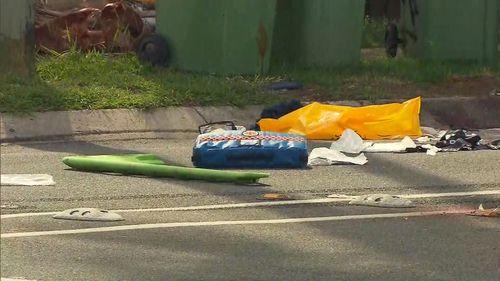 190426 News Brisbane Queensland Logan assault man dies
