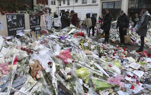 France news: Charlie Hebdo terror attack suspects go on trial in Paris