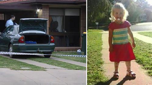 Mother's boyfriend charged over death of two-year-old Mildura girl Nikki Francis-Coslovich