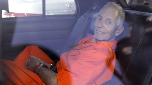 Robert Durst was arrested after the airing of a documentary about his life.