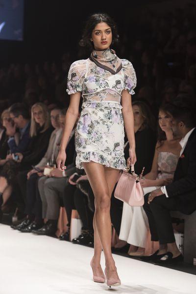 Melbourne Fashion Week September 2018