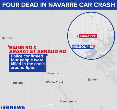 Six people died on Victoria's roads on the weekend. (9NEWS)