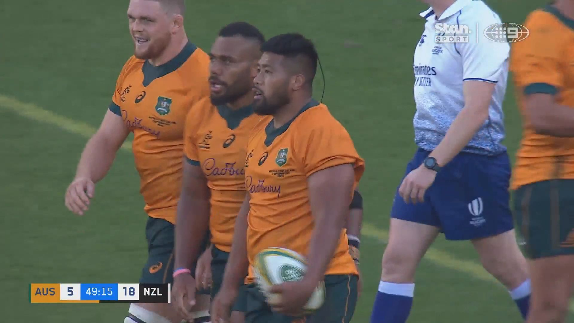 Wallabies unveil historic First Nations jersey ahead of Rugby Championship clash with South Africa