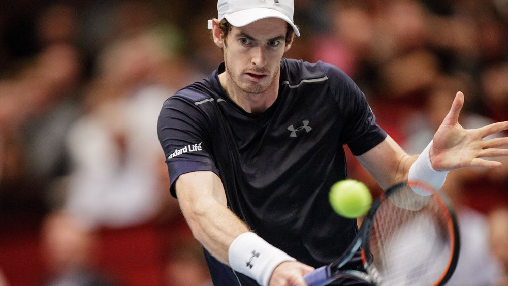Andy Murray.(AAP)