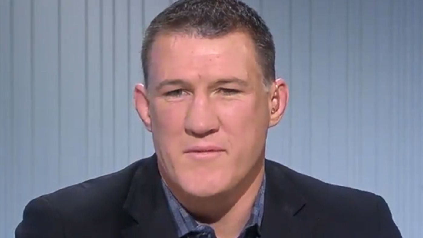 Paul Gallen reveals what led to Andrew Fifita's animated try celebration against Cowboys